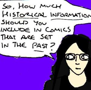 2017 Artwork Historical webcomics detail article sketch