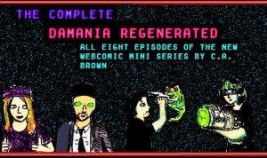2017 Artwork The Complete Damania Regenerated