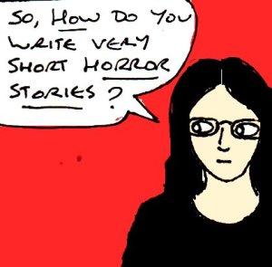 2017 Artwork Very Short Horror Stories