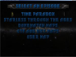 infestation in time episode select