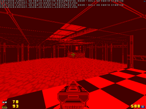 "Yes, WHY didn't the original ""Doom II"" look more like this?"