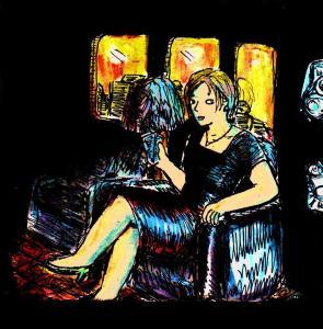 """Screening Room"" By C. A. Brown"