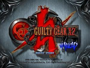 guilty-gear-x2-reload-title-screen