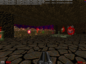 "This is probably the largest ""army"" of monsters you'll encounter and this is only near the end of the second level."