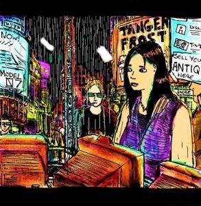 """""""Antique Shop"""" By C. A. Brown"""
