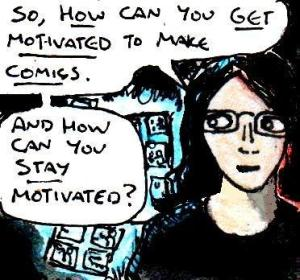 2016 Artwork Comics Motivation Article Sketch