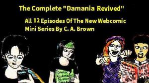 2016 Artwork The Complete Damania Revived