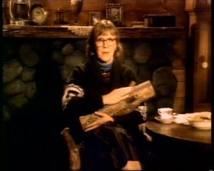 "The Log Lady from ""Twin Peaks"""