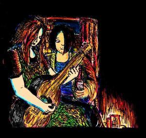 """""""Grunge Evening"""" By C. A. Brown"""