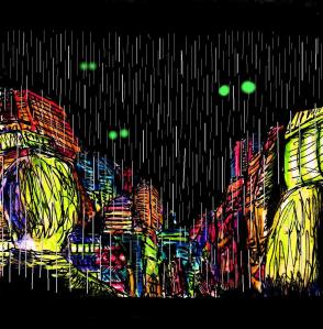 """""""Scribble City"""" By C. A. Brown"""