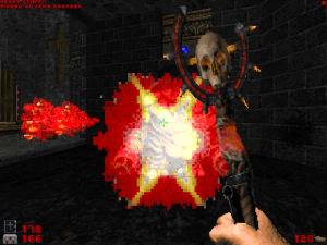 But I was only able to find it in level one for some strange reason.