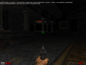I don't know why, but I really love it when FPS games include revolvers.