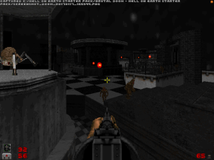 "Curiouser and curiouser! Best of all, the background music in this level actually sounds a bit like something from ""American McGee's Alice"" too :)"