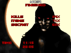 Hallelujah! I've completed the level!
