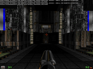 "....Or this brilliantly retro room that almost looks like something from ""Blade Runner""."