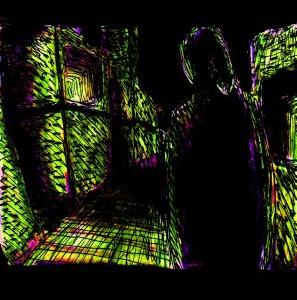 """""""Creepy Corridor"""" By C. A. Brown"""