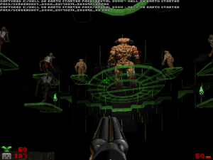 This part of the level looks really cool. I wish more of the level looked like this :)