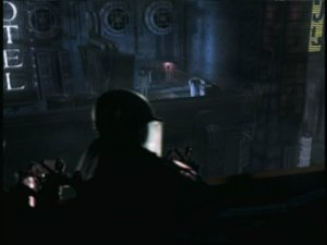 "For example, this scene is a really cool homage to ""Blade Runner"", although the events of it play out somewhat differently...."