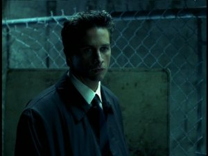 And with that kind of moody lighting, you can tell that it probably isn't going to just be a routine investigation...