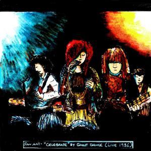 """""""Fan Art - Ghost Dance - Celebrate 1986 (III)"""" By C. A. Brown"""