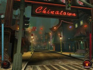 And, later in the game, you also get to visit Chinatown too.
