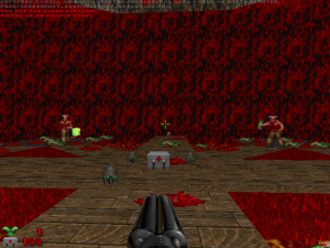 "Mini Review: ""Arena Boss Fights"" (WAD For ""Doom II""/ ""Final"