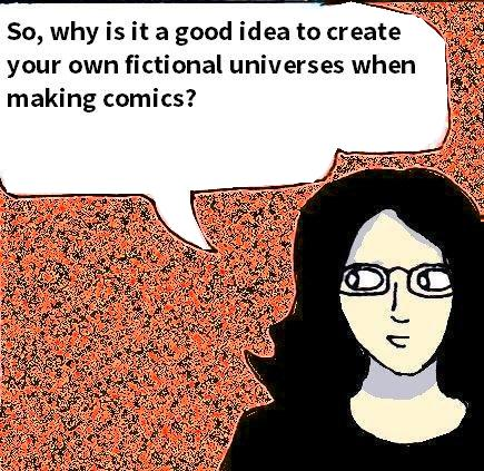 how to create your own fictional universe