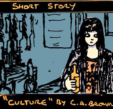 Short Story Culture By C A Brown 171 Pekoeblaze The