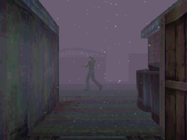 Silent Hill (1999) - Alleyway