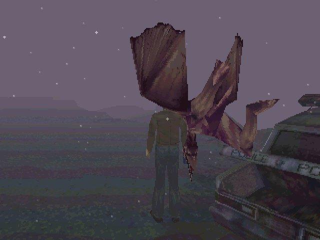 Silent Hill (1999) - Bat creature