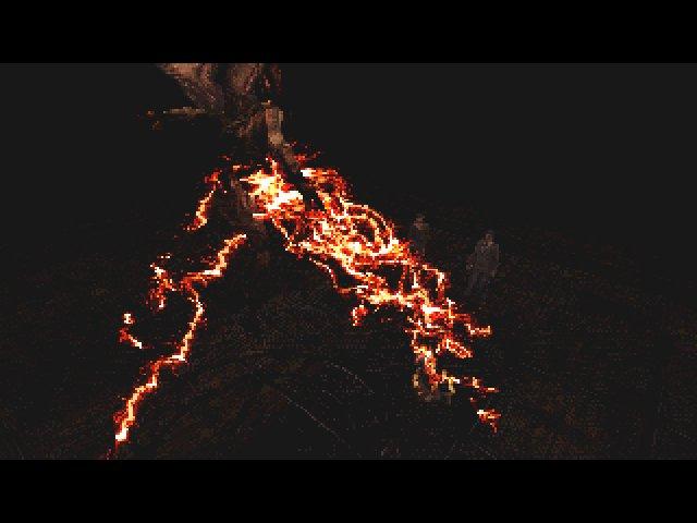 Silent Hill (1999) - Demonic lightning