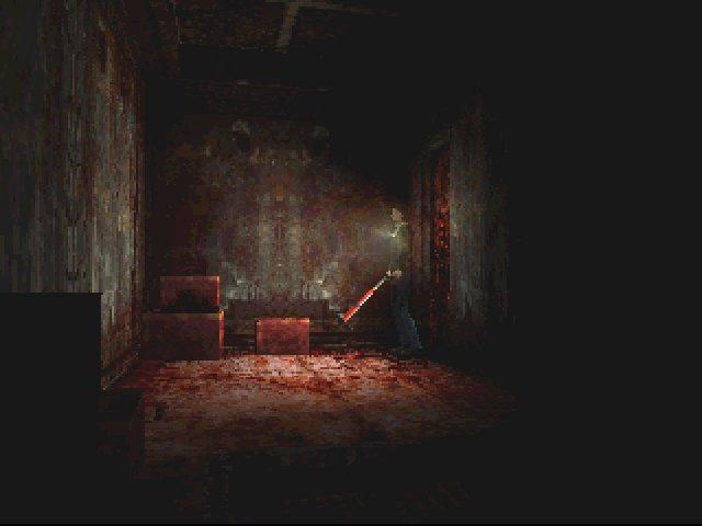 Silent Hill (1999) - Gloomy room
