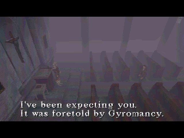 Silent Hill (1999) - Gyromancy