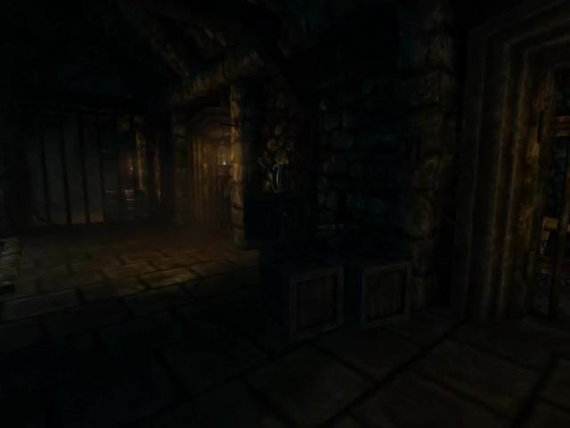 Amnesia Justine (2011) - Dungeon