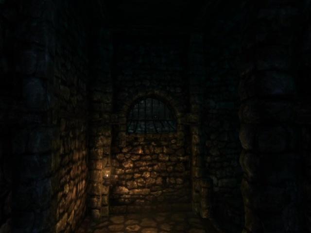Amnesia Justine (2011) - Ominous staircase