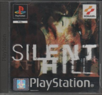 Silent Hill (1999) cover